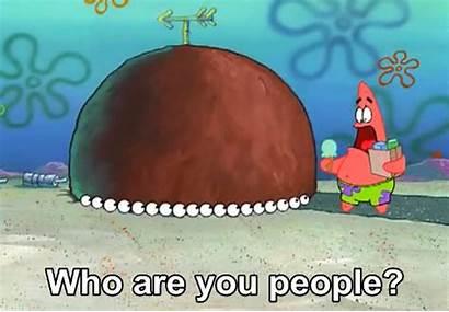 Spongebob Squarepants Shy Eren Rewind Quotes Follower