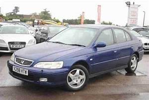 Honda 2000 Accord 2 0 I Vtec Se Executive Blue 5 Door