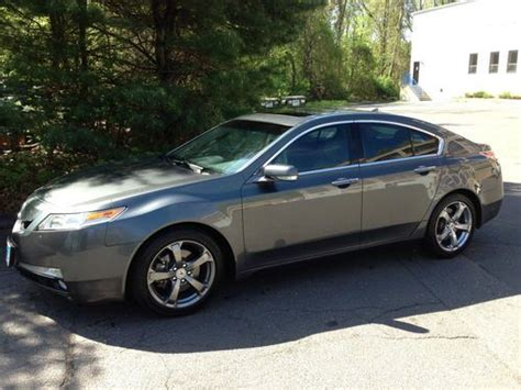 2009 Acura Tl Technology Package by Purchase Used 2009 Acura Tl Sedan 4 Door 3 5l W Tech