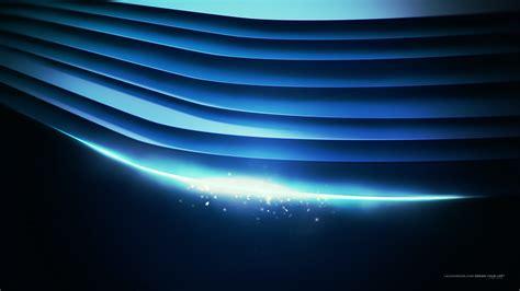 wallpaper blue lines digital bright dark hd abstract