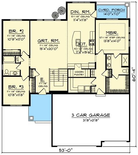 floor plans open concept 23 best houses images on house floor plans