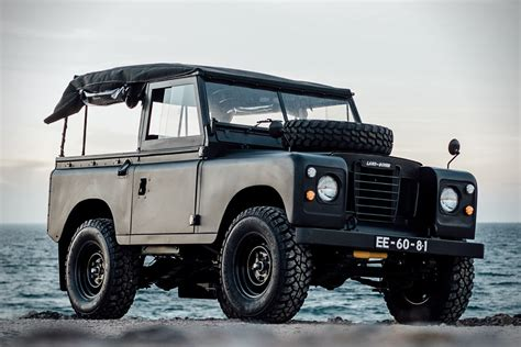 land rover series 3 custom 1972 land rover series 3 defender hiconsumption