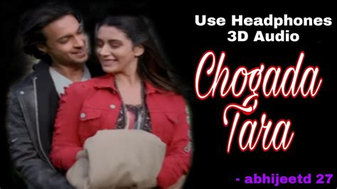 3d Audio || Chogada || Love Ratri || Darshan Raval || Use