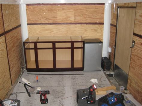 enclosed trailer r door conversion 20ft enclosed trailer play work conversion pirate4x4