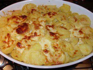 Gratin De Pomme De Terre Facile Sans Lait cuisine facile com gratin de pommes de terre