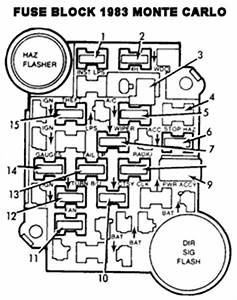 84 chevy truck fuse box diagram get free image about With 1985 monte carlo fuse box diagram likewise 1988 monte carlo ss wiring