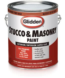 specialty house paint glidden 174 stucco masonry paint