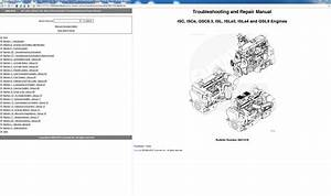 Cummins Troubleshooting And Repair Manual Isc  Isce  Qsc8