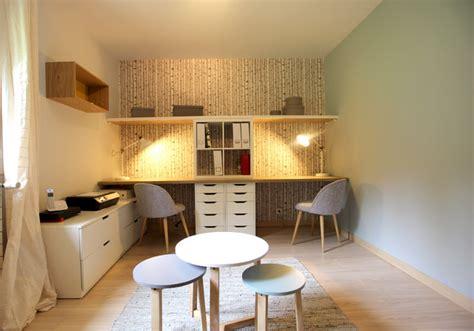 chambre d amis et bureau bureau chambre d 39 ami scandinave bureau à domicile