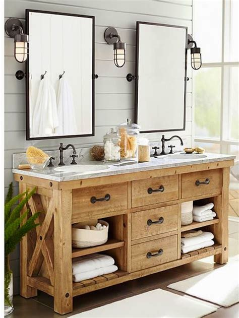 Country Bath Vanity by Best 25 Country Bathroom Vanities Ideas On