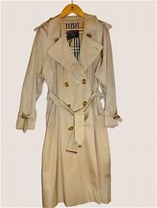 Trench Coat Burberry Homme : impermeable burberry homme occasion ~ Melissatoandfro.com Idées de Décoration