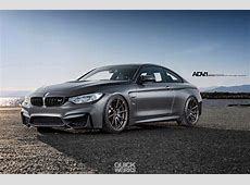 Mineral Gray BMW F82 M4 Photoshoot By QuickWorks Photo
