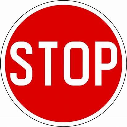 Sign Stop Traffic Road Yield Control Mandatory