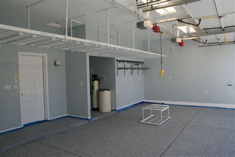 garage ceiling storage diy garage storage