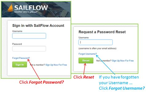 Recovering Username Or Password  Weatherflow Support