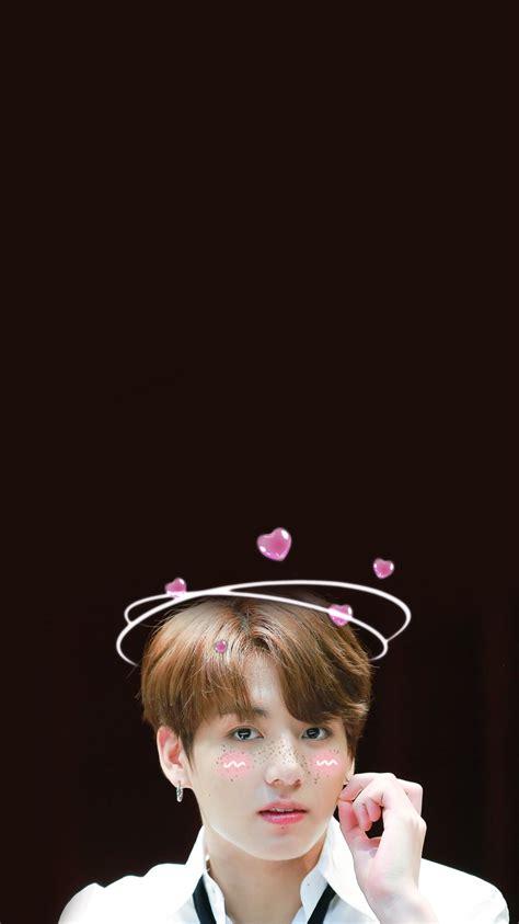 bts jungkook brown wallpaper gambar bayi lucu lucu