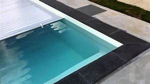 Volet roulant piscine youtube for Volet roulant piscine