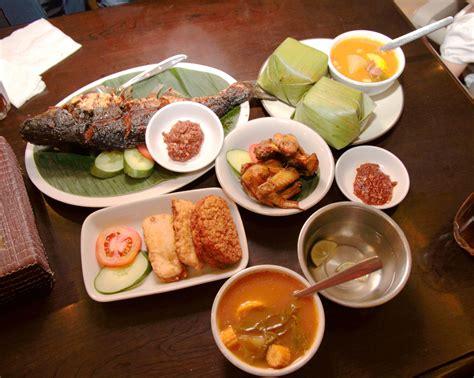 best of cuisine taste of foods best foods in indonesia