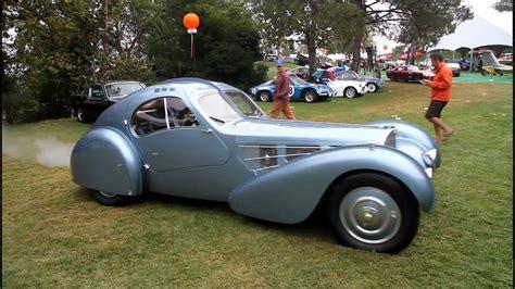 Antique Bugatti Cars by 38mil Bugatti Type 57sc Atlantic Coupe At Center