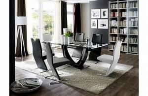 Table à Manger Noire : table manger design pour un int rieur moderne ~ Teatrodelosmanantiales.com Idées de Décoration