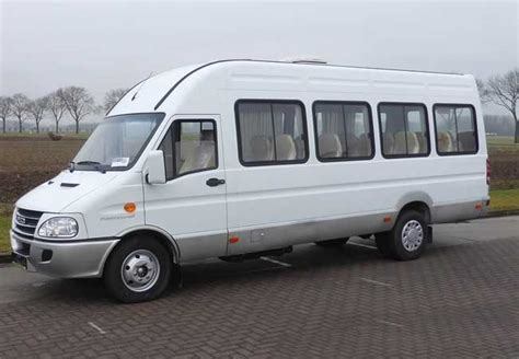 Iveco Daily Mini Buses 2017 Model In White