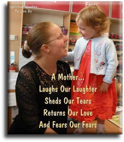 positive sayings about mothers
