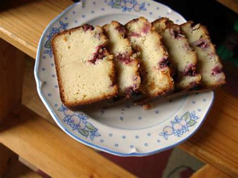recette de cake amandes ricotta framboises d eryn