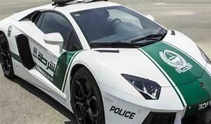 Voiture Police Dubai : dubai une lamborghini comme voiture de police directinfo ~ Medecine-chirurgie-esthetiques.com Avis de Voitures