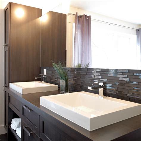 cuisines beauregard salle de bain r 233 alisation 309 salle de bain 233 pur 233 e en m 233 lamine polyester