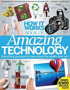 The How It Works Book Of Amazing Technology On Sale Today