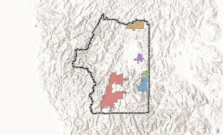 josephine county  geographic information systems