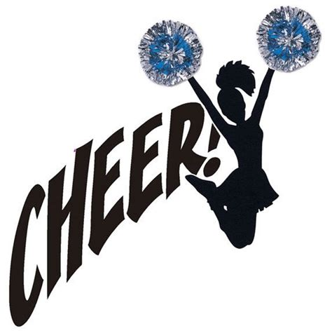 cheerleading clipart 25 best ideas about cheer clipart on
