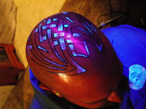 50 Gorgeous Glow in the dark Tattoos And Their Possible