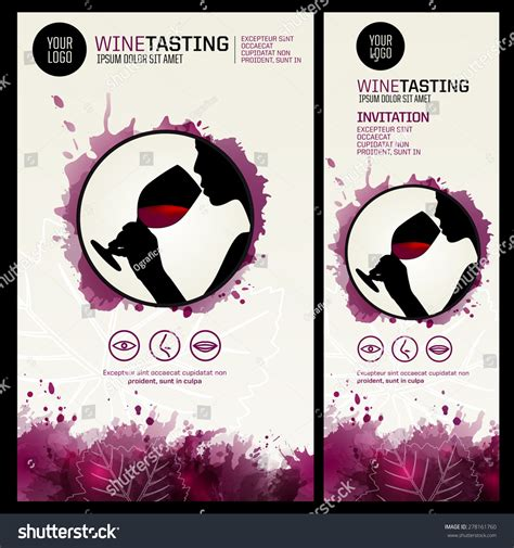 Scow Wine Tasting by Wine Tasting Poster Template Www Pixshark Images