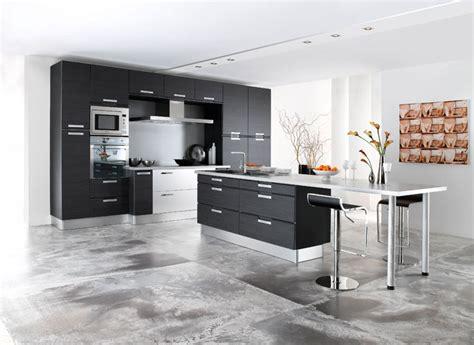modele de cuisine design italien la cuisine ouverte le nouveau salon inspiration