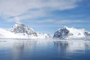 Lemaire Channel Antarctica