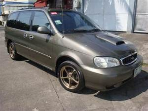 Kia Carnival 1999-2001 Service Repair Manual