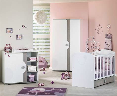 couleur chambre bebe fille lola chambre complète aux couleurs douces photo 9 10