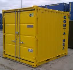 Equipment Steel Storage Containers