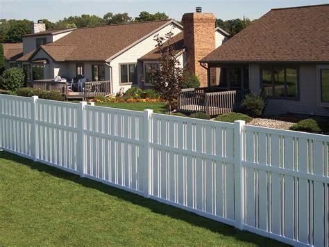outdoor patio privacy screen ideas vinyl pvc fence