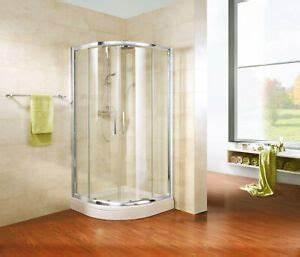 Viertelkreis Duschkabine 80x80 : viertelkreis duschkabine runddusche 6mm esg nano glas ~ Watch28wear.com Haus und Dekorationen