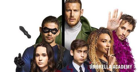 """Trailer português da 2ª temporada da série """"Umbrella ..."""