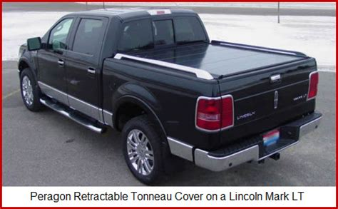 tonneau cover with bed rails peragon tonneau covers are retractable made of 1 8 inch