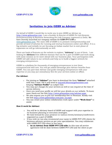 Policy Advisor Cover Letter by Academic Advisor Cover Letter Mitocadorcoreano