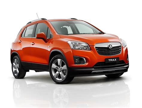 What features does every holden trax have? HOLDEN Trax specs & photos - 2013, 2014, 2015, 2016 ...