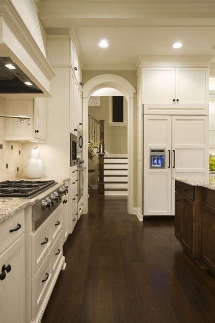 how to choose kitchen flooring ivory white many like the look of white cabinetry 7209