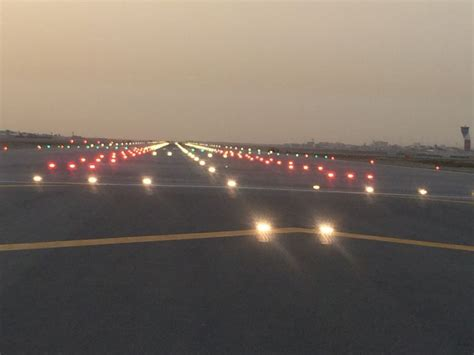 Bahrain Airport Improves Aircraft Landing Safety & Efficiency