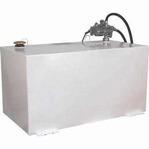 Better Built Steel Transfer Fuel Tank With Gpi 12v Fuel