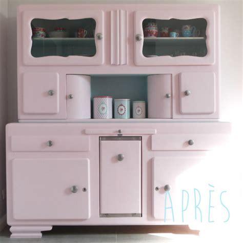 meuble cuisine retro inspirations déco repeindre un meuble vintage