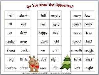 teaching opposites and a freebie kindergarten lg 479   3967aec621323528da2a8748bf88f451